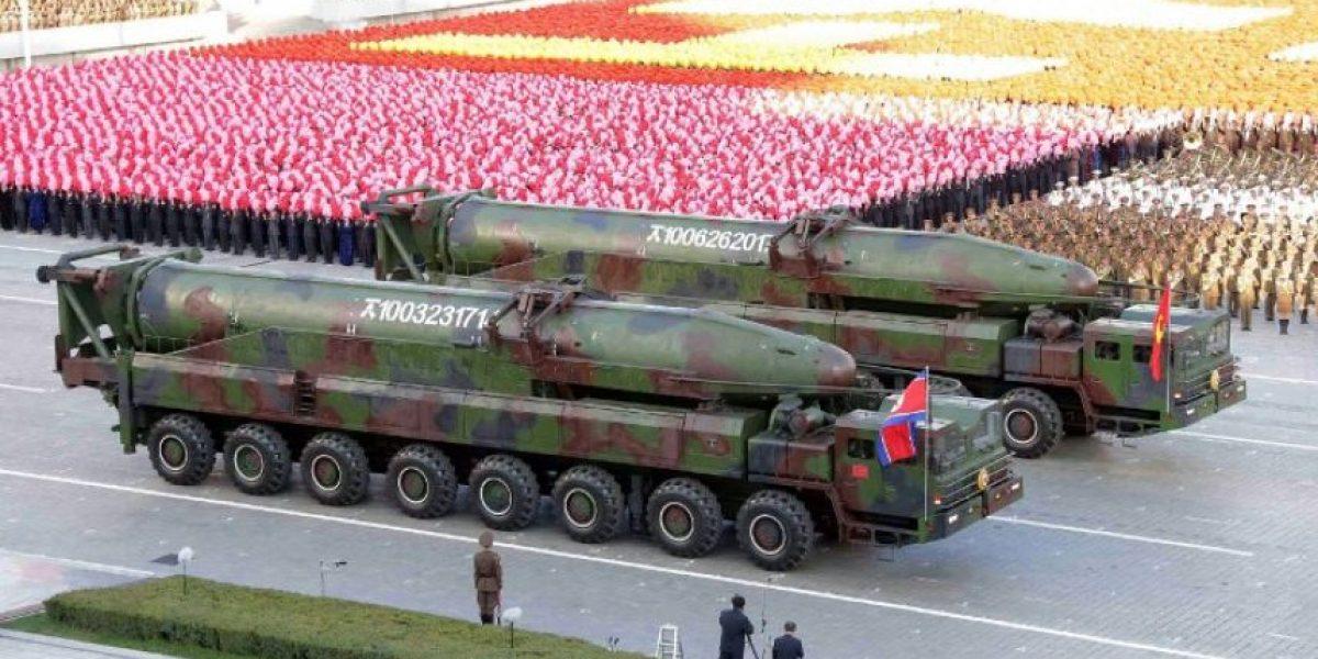 Corea del Norte realizó nuevo ensayo misilístico: probó cohetes de mediano alcance