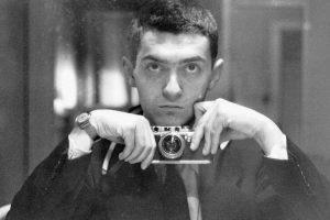 Stanley Kubrick en 1949. Foto:Wikipedia. Imagen Por: