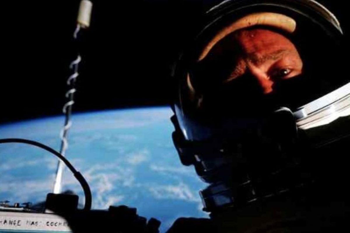 Buzz Aldrin en 1966. Foto:Wikipedia. Imagen Por: