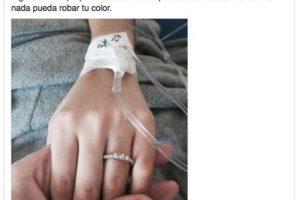 Así le dijo adiós Tony, su pareja con la que llevaba 3 años de relación Foto:Facebook Yumara Ló. Imagen Por:
