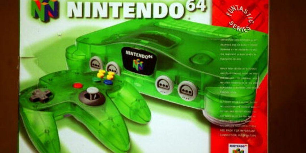 Nintendo 64: a 20 años del equipo que abrió la