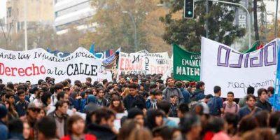 """""""El que marcha con capucha en democracia es un delincuente"""": el tuiteo del Intendente Orrego previo a la protesta"""