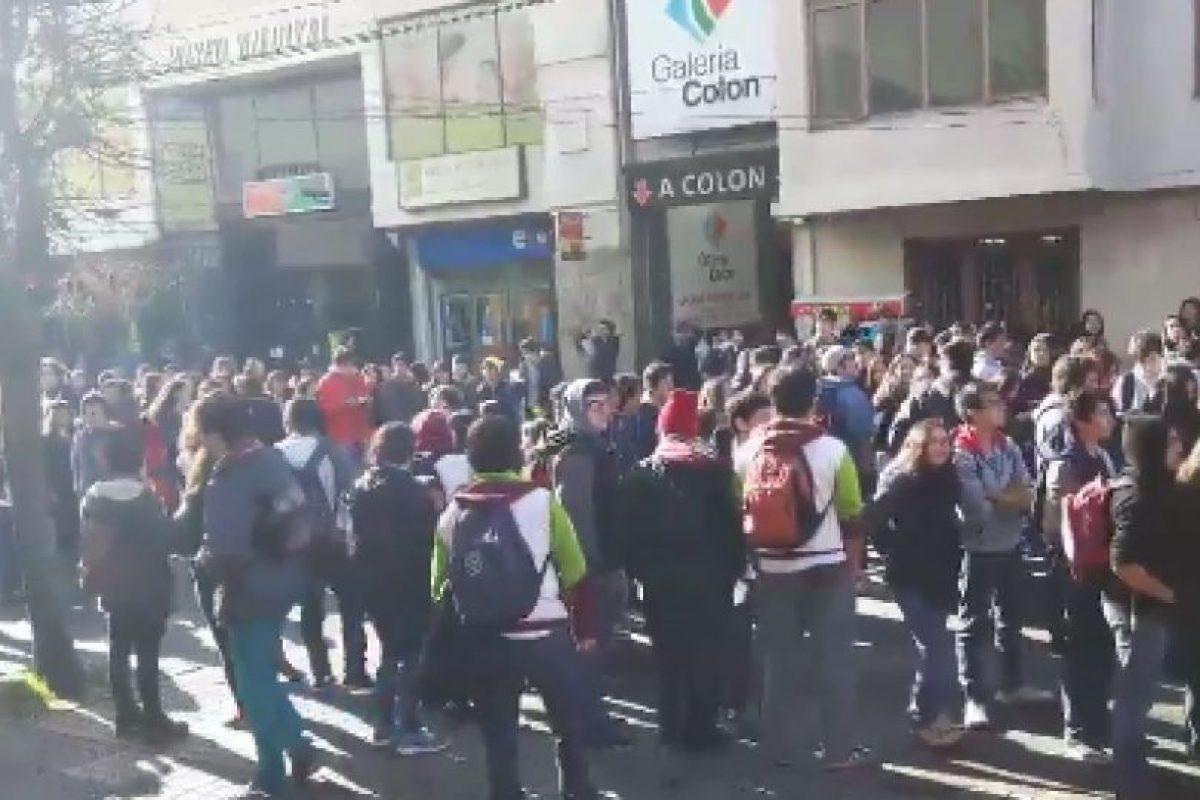 Osorno Foto:Reproducción Twitter. Imagen Por: