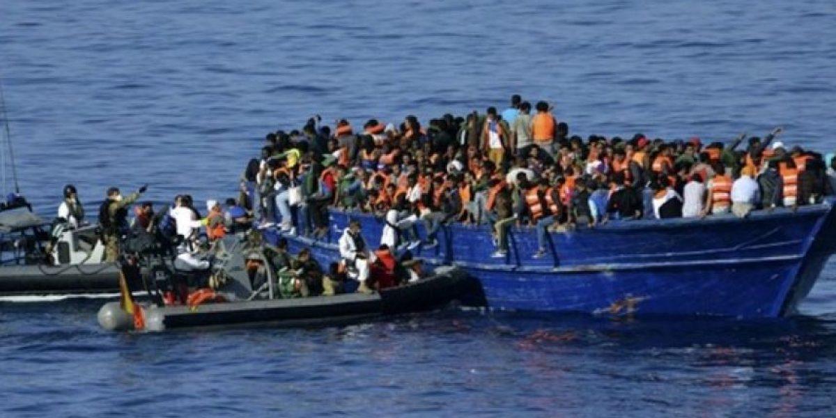 Crisis de refugiados: casi 5 mil personas fueron rescatadas en intento por ingresar a Europa