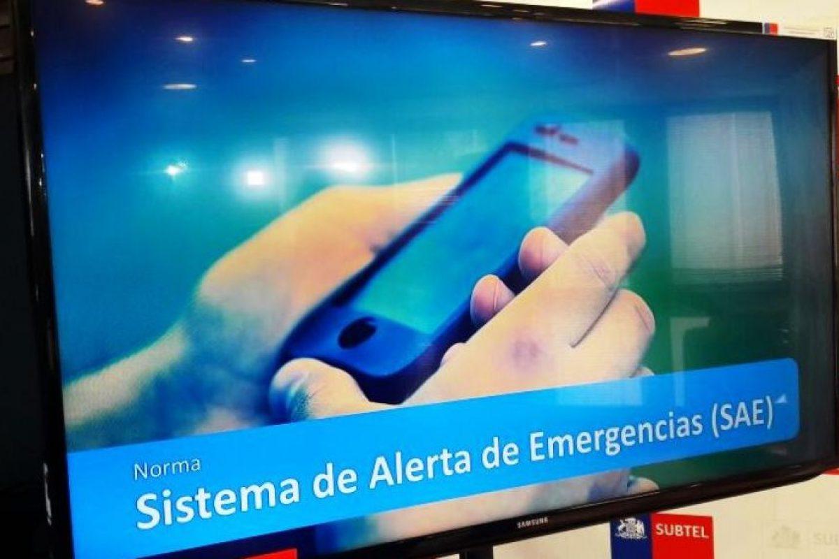 Foto:Twitter Ministerio de Transportes. Imagen Por: