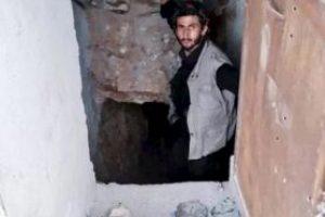 Serdar Mahmud reveló que también había túneles secretos en la casa Foto:Twitter.com/SerdarMahmud. Imagen Por:
