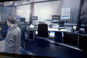 """Captura de pantalla de """"Quantum Break"""". Foto:Publimetro / Víctor Jaque. Imagen Por:"""