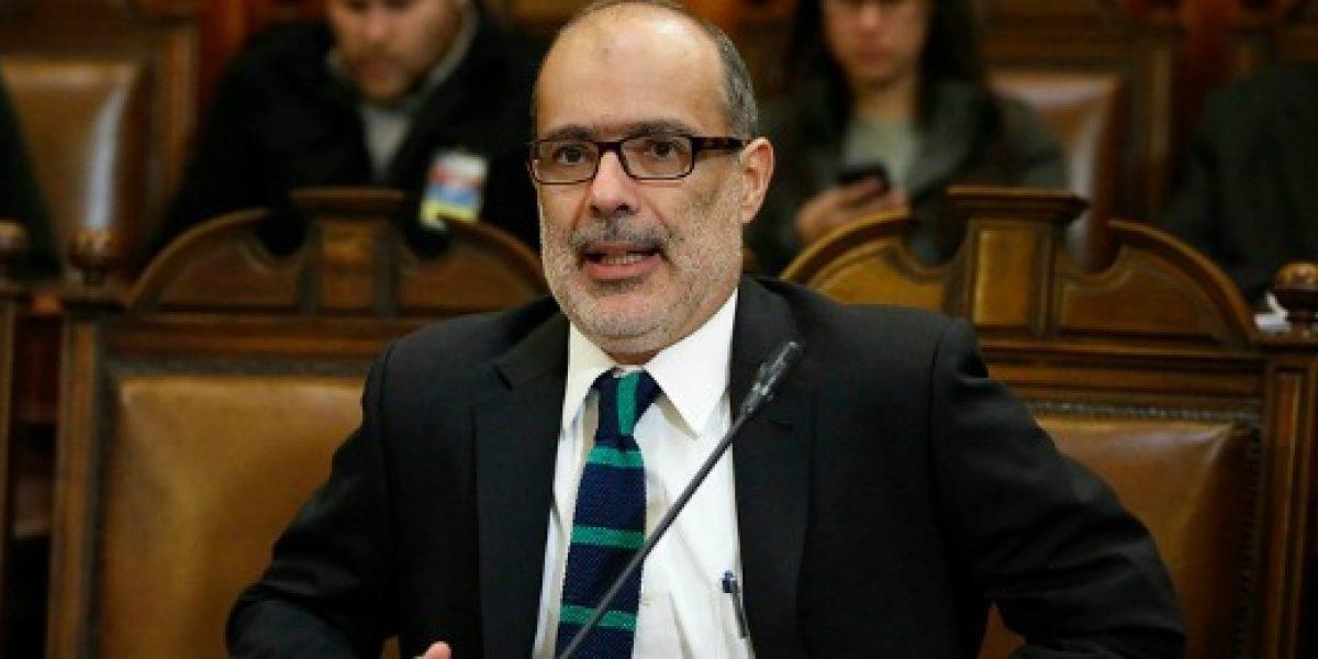 """Valdés por votos en contra del PC a salario mínimo: """"No hay que sobreleer esto"""