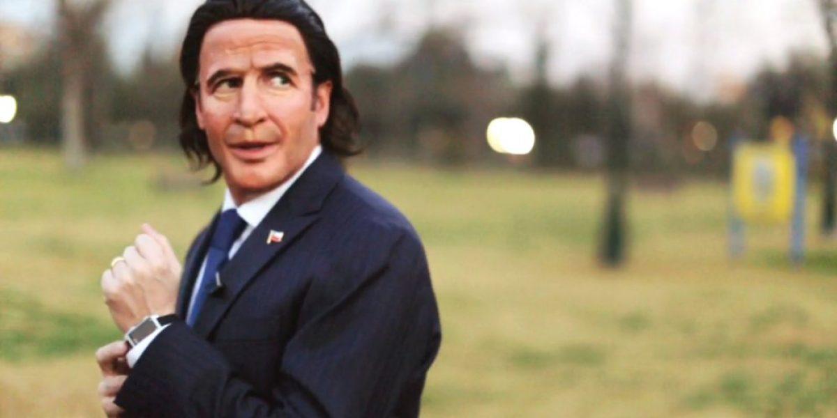 Fotos: Así se ve Kramer imitando al DT de la