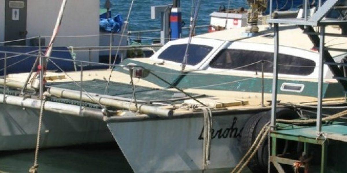 Hasta un catamarán está entre lotes que Aduanas remata en subasta de este domingo