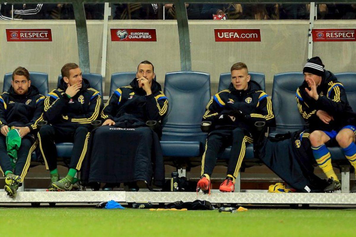 Suecia Foto:Getty Images. Imagen Por: