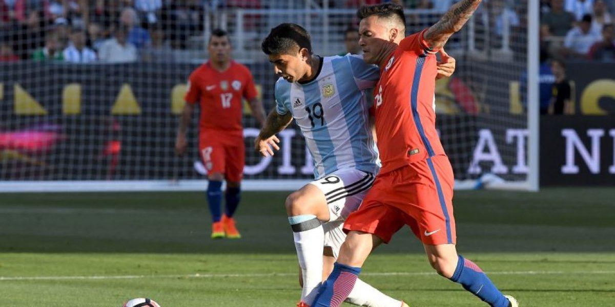La escandalosa paternidad de Argentina ante Chile en Copa América