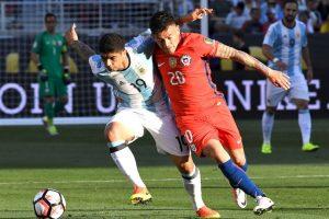 De las 26 veces que se han enfrentado por el torneo continental, 20 han sido victorias de los trasandinos Foto:Getty Images. Imagen Por: