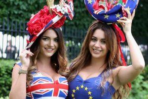 """Las campañas en las últimas horas rumbo al """"Brexit"""" Foto:Getty Images. Imagen Por:"""