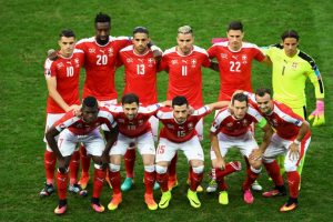 Los 16 clasificados: Suiza Foto:Getty Images. Imagen Por:
