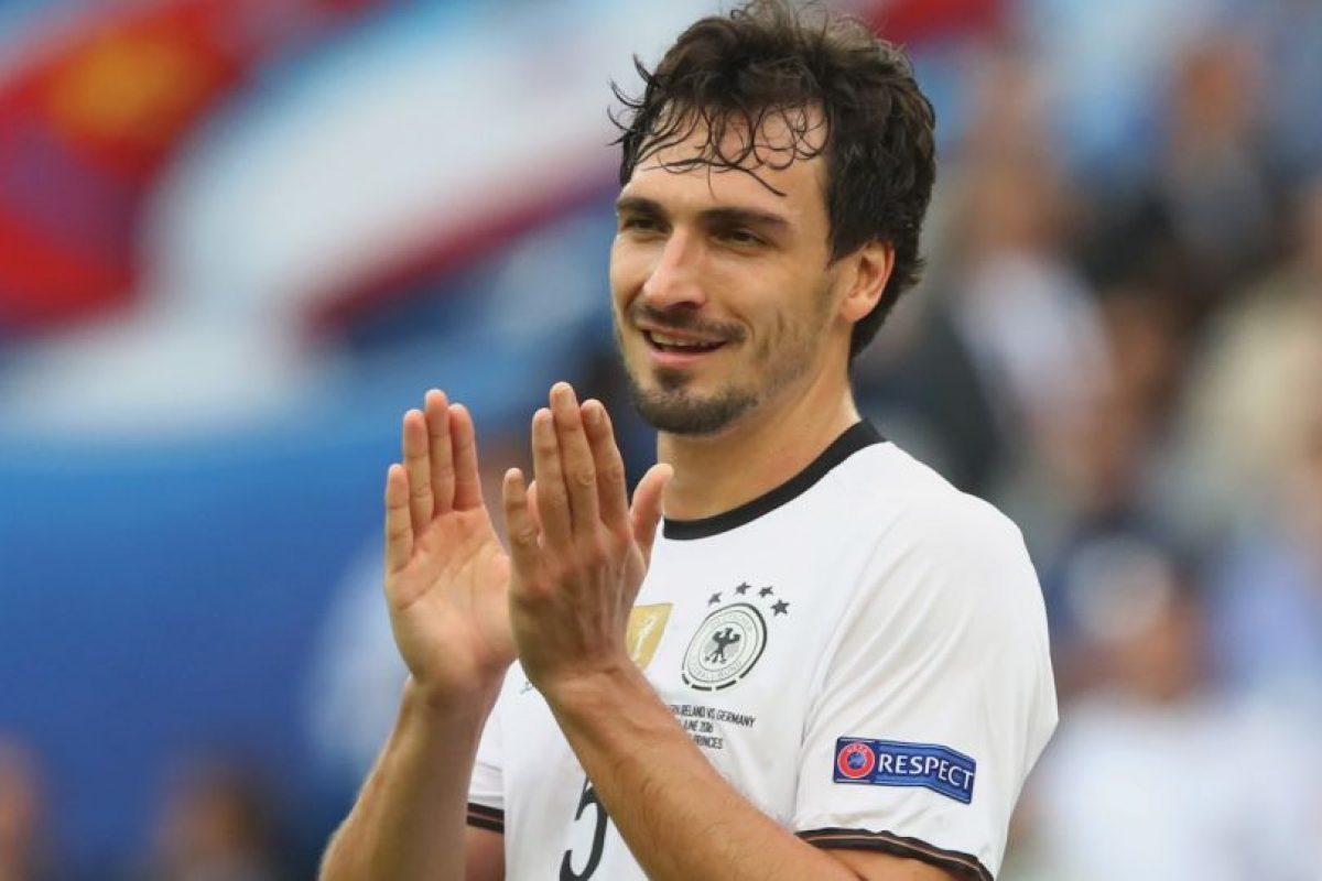 Alemania cumplió su labor y clasificó primero, pero no todos los favoritos pudieron hacer lo mismo Foto:Getty Images. Imagen Por: