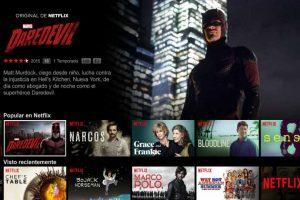 Maratón de Netflix, claro. Foto:Netflix. Imagen Por: