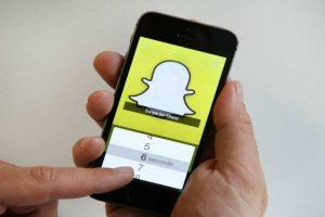 Snapchat es la app consentida de los jóvenes. Foto:Getty Images. Imagen Por: