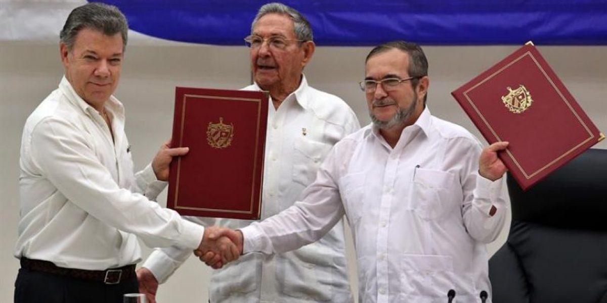 Canciller valoró acuerdo de Paz en Colombia: