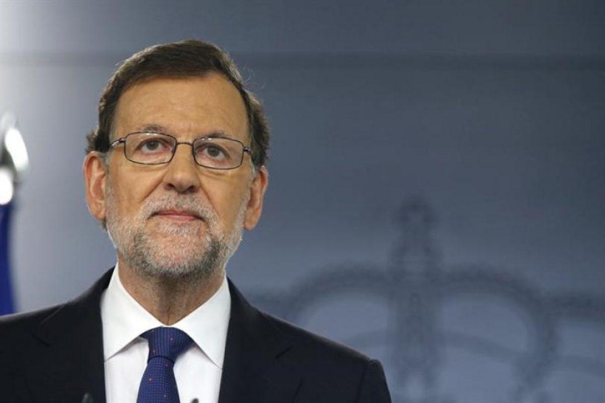 El presidente del Gobierno español, Mariano Rajoy. Foto:EFE. Imagen Por: