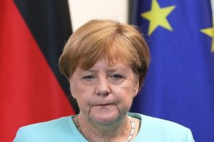Canciller alemana, Angela Merkel. Foto:EFE. Imagen Por: