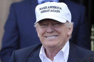 El virtual candidato republicano a la presidencia de EEUU, Donald Trump. Foto:EFE. Imagen Por: