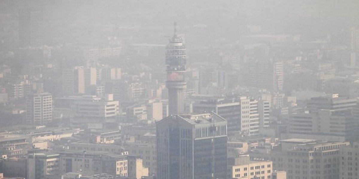 Meteorología proyecta nivel de ventilación
