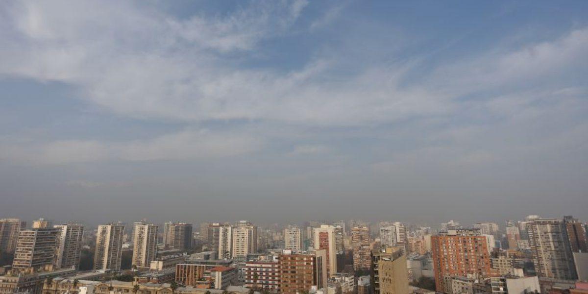Un respiro para Santiago: autoridad decreta sólo alerta ambiental para este viernes
