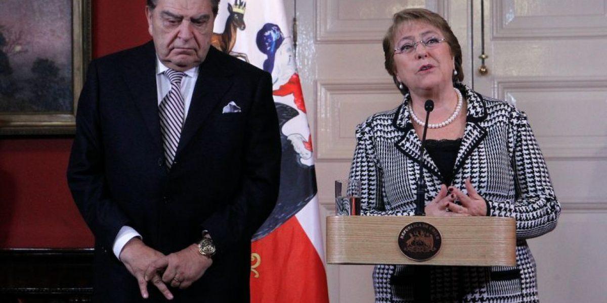 Revelan las donaciones presidenciales del segundo mandato de Bachelet