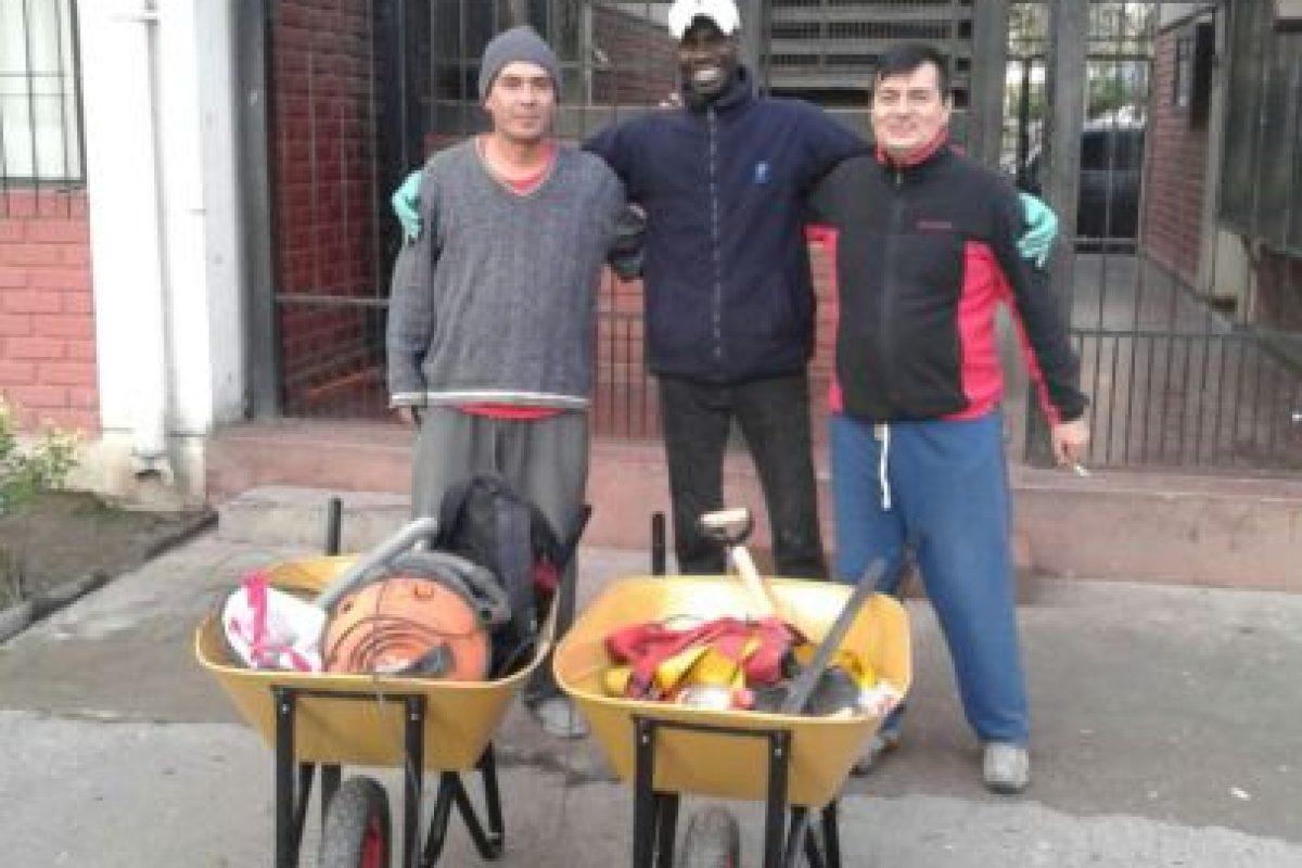 Foto:Fundación Trato Hecho Vecino. Imagen Por: