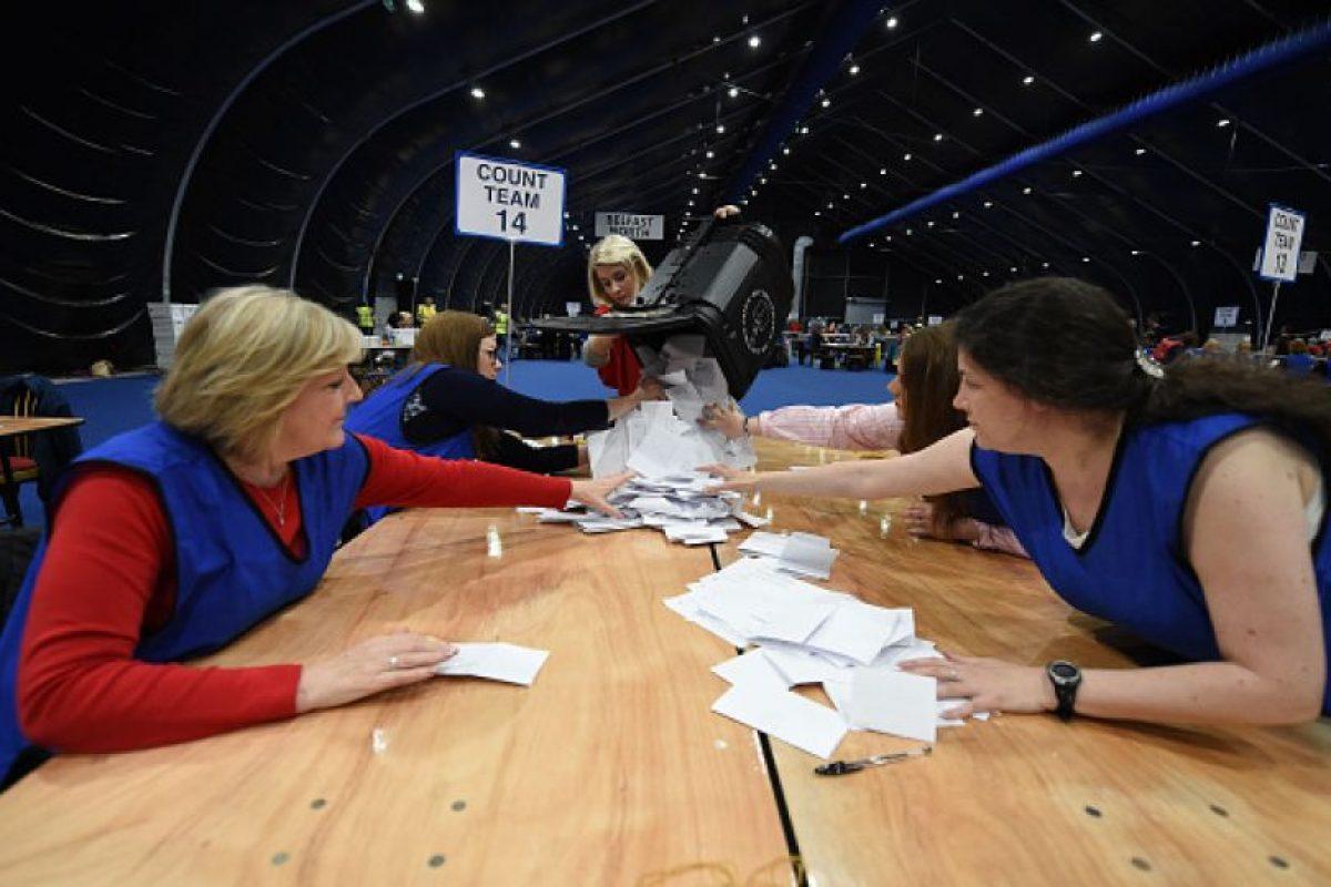 Así se vivió la votación del referendum Foto:Getty Images. Imagen Por: