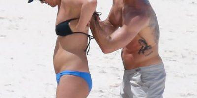 Jennifer Aniston se pasea sin sostén en las calles de Nueva York