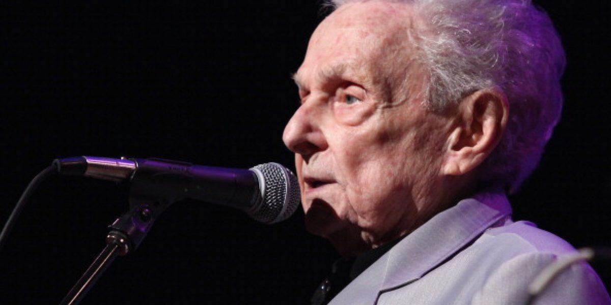 A los 89 años falleció el músico Ralph Stanley, maestro del bluegrass