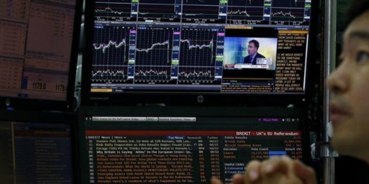 Viernes negro: mercados se hunden tras victoria del Brexit