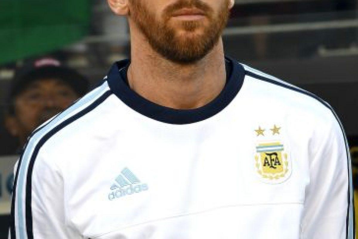 Lionel Messi buscará su primer campeonato con la Selección de Argentina Foto:Getty Images. Imagen Por: