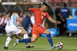 Sin embargo, luego salió a aclarar que Chile será campeón hasta el 2019 Foto:Getty Images. Imagen Por: