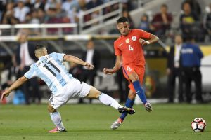 Argentina vs. Chile Foto: Getty Images. Imagen Por: