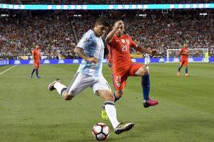 Por lo que el ganador del domingo sólo será campeón de la Copa América Centenario, torneo que se hará sólo una vez en la historia Foto:Getty Images. Imagen Por: