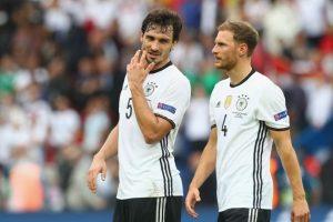 Alemania fue la selección con más posesión de balón en la fase de grupos de la Eurocopa Foto:Getty Images. Imagen Por:
