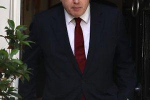 Boris Johnson, ex alcalde de Londres, es una de los principales promotores Foto:Getty Images. Imagen Por: