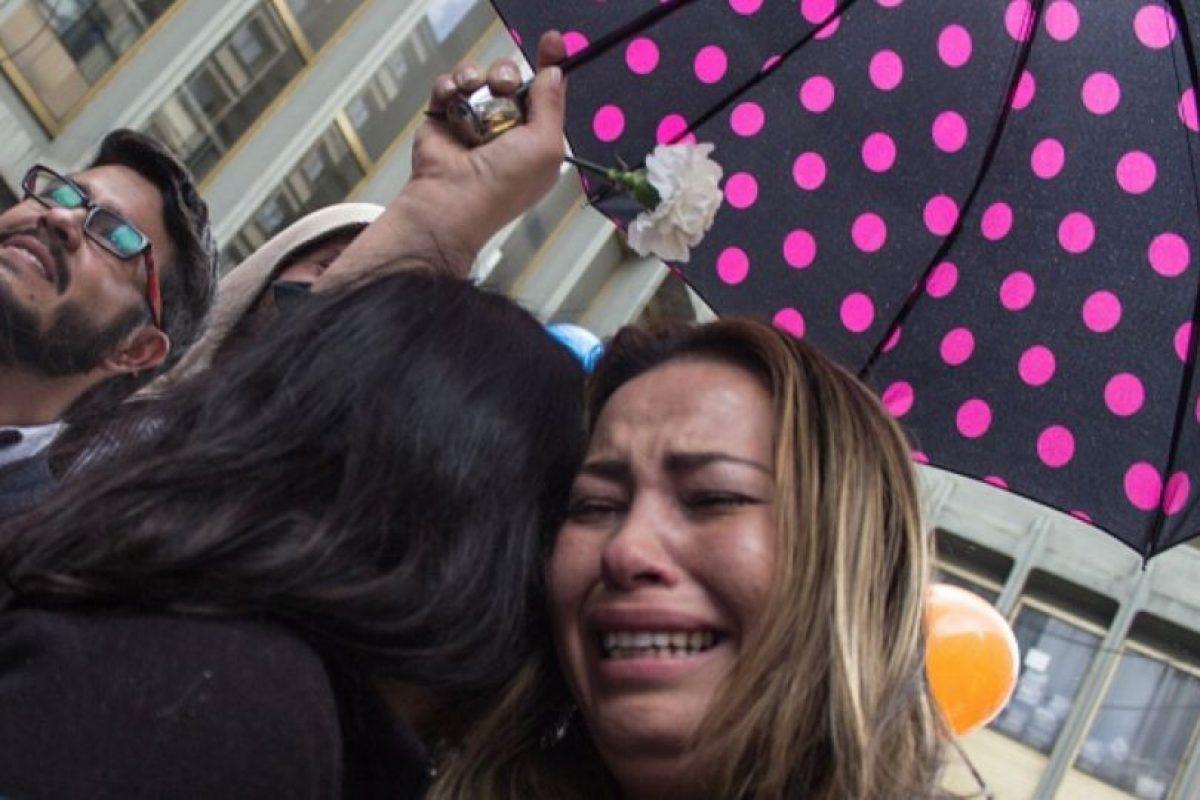 Quizá desde hoy, muchos colombianos sienten que eso se acaba. Foto:vía AFP. Imagen Por: