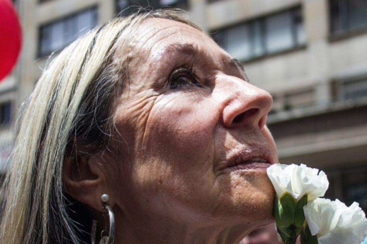 De muertos propios y ajenos. Foto:vía AFP. Imagen Por: