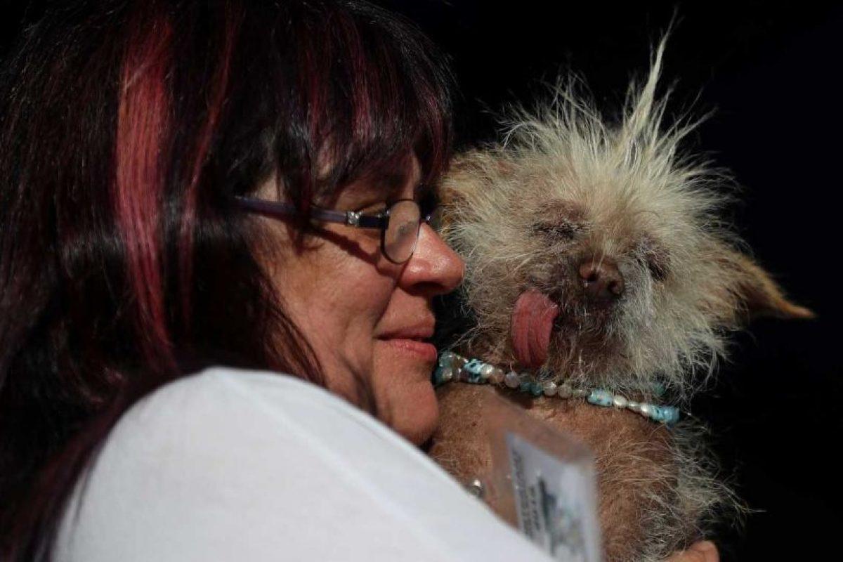 """Y se dieron cita varios perros destacados por su """"fealdad"""". Foto:Getty Images. Imagen Por:"""