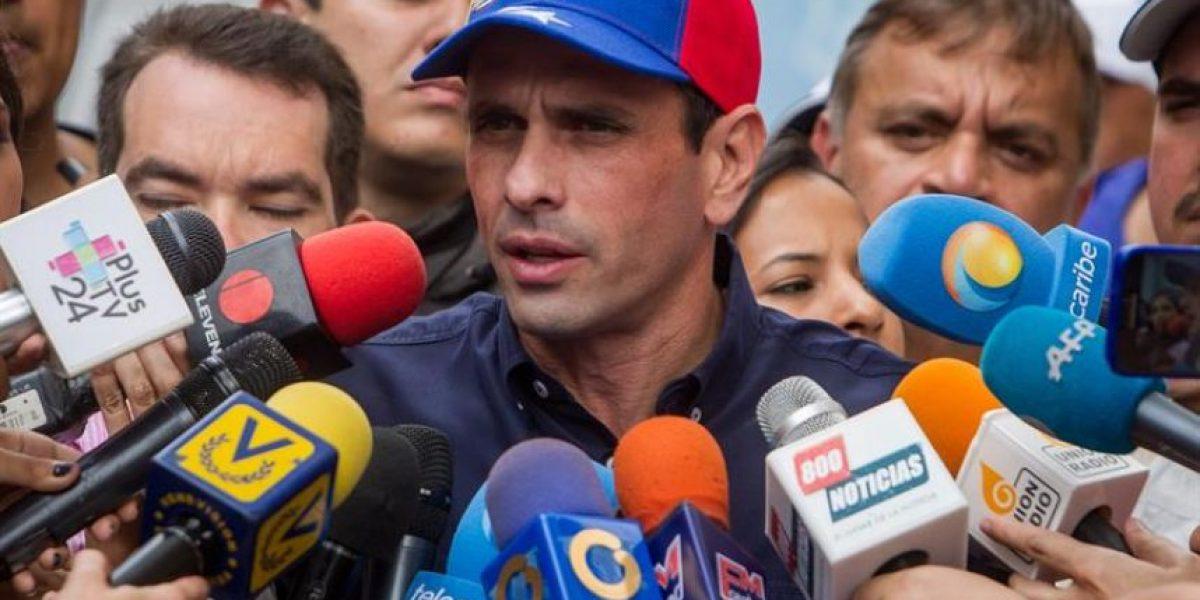 Oposición venezolana asegura haber validado las firmas para solicitar referendo revocatorio contra Maduro