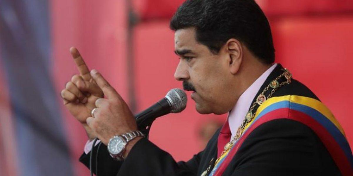 Maduro dice que su gobierno