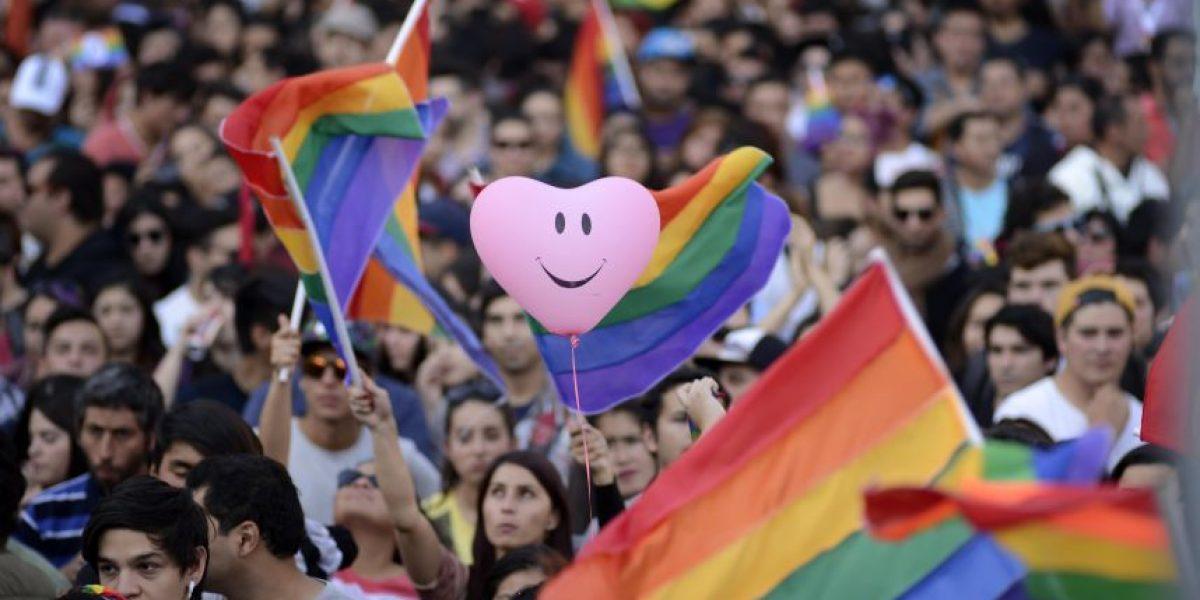 Eston son los desvíos de tránsito en Santiago por marcha del Orgullo Gay