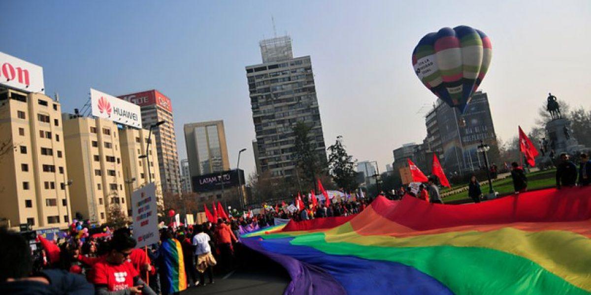 Las mejores imágenes de la marcha gay