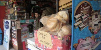 El gesto digno de imitar que realiza cada mañana un almacén de Iquique