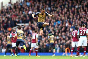 Francis Coquelin no podría haber estado en el Arsenal Foto:Getty Images. Imagen Por: