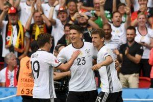 Alemania es la gran favorita a quedarse con el título Foto:Getty Images. Imagen Por: